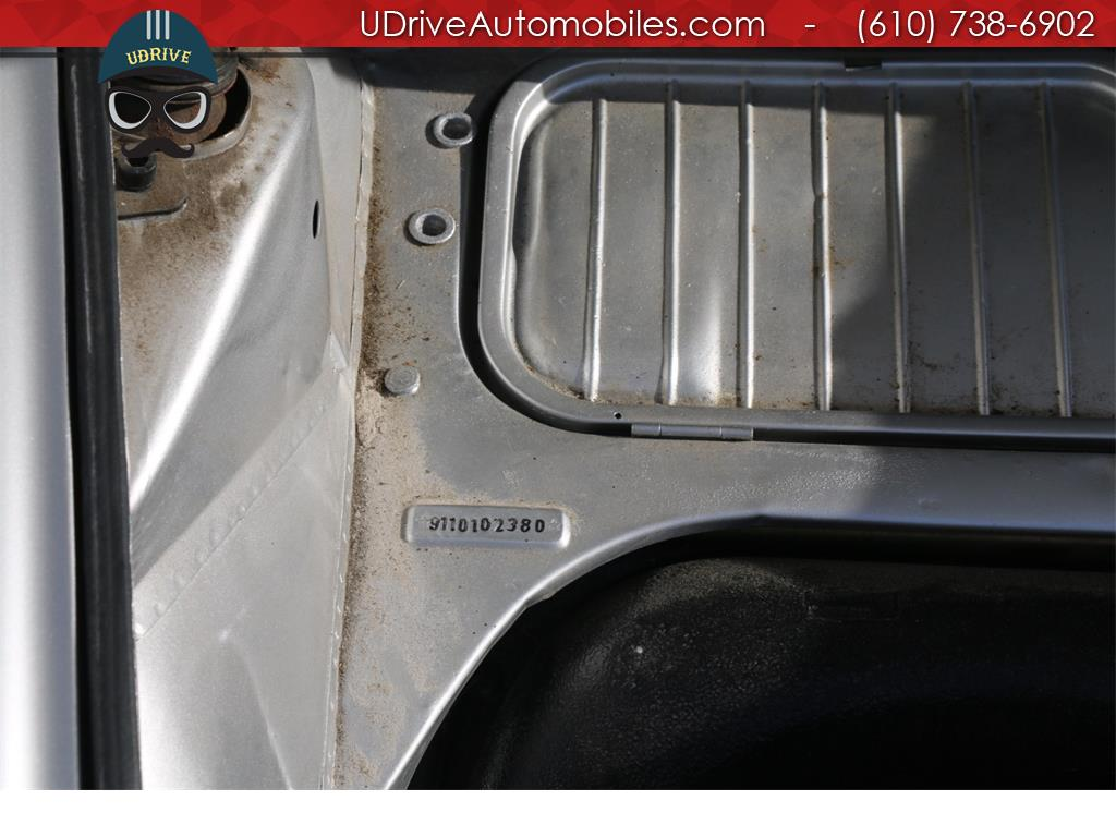 1970 Porsche 911 911T Detailed Service History 1 Owner Video - Photo 27 - West Chester, PA 19382