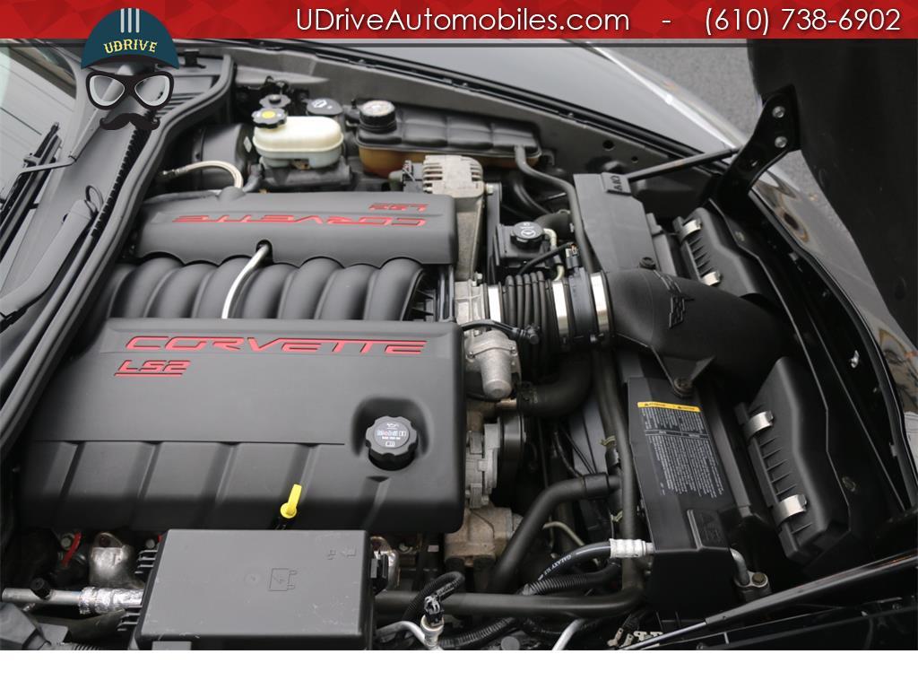 2005 Chevrolet Corvette 6 Speed Z51 Triple Black Convertible 23k Miles Nav - Photo 32 - West Chester, PA 19382