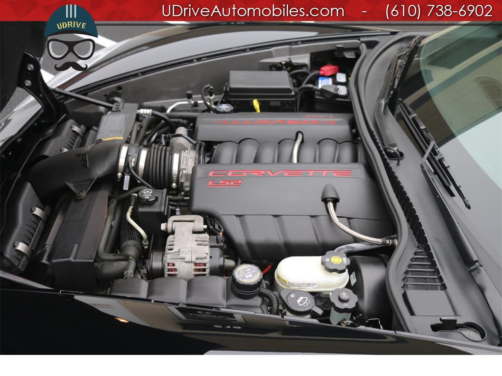 2005 Chevrolet Corvette 6 Speed Z51 Triple Black Convertible 23k Miles Nav - Photo 33 - West Chester, PA 19382