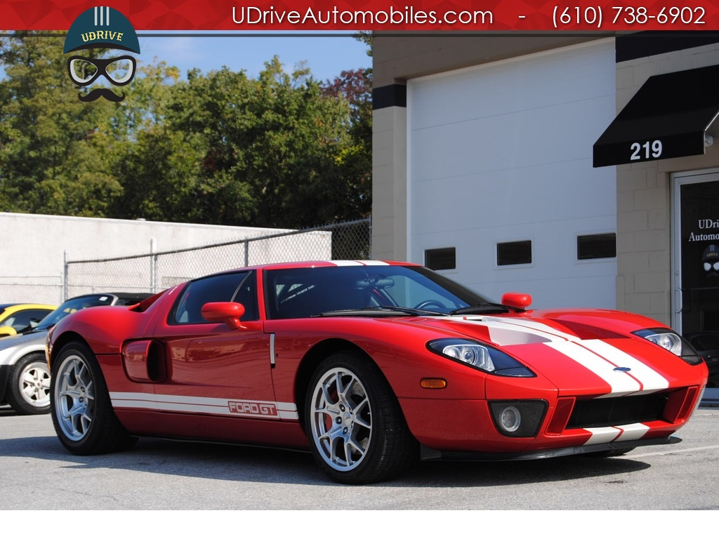 2005 Ford GT All 4 Options Performance Upgrades 620whp - Photo 5 - West Chester, PA 19382