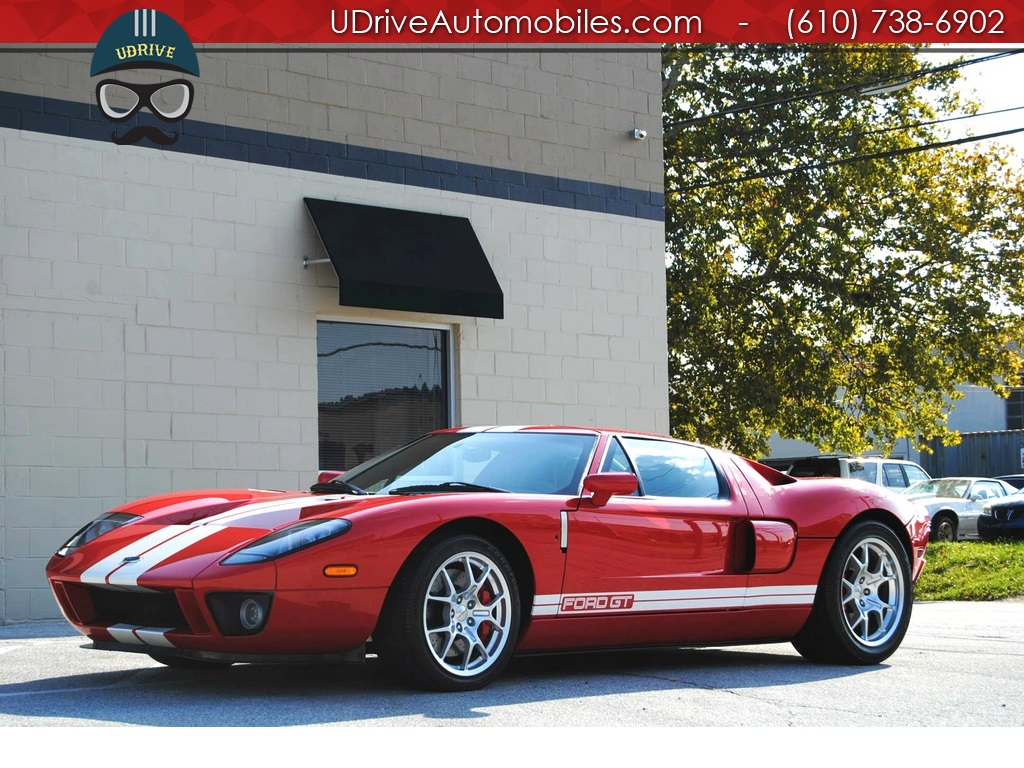 2005 Ford GT All 4 Options Performance Upgrades 620whp - Photo 2 - West Chester, PA 19382