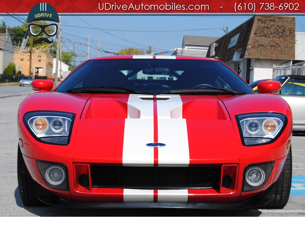 2005 Ford GT All 4 Options Performance Upgrades 620whp - Photo 4 - West Chester, PA 19382