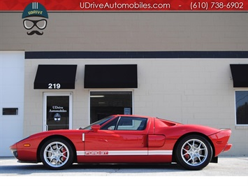 2005 Ford GT All 4 Options Performance Upgrades 620whp Coupe