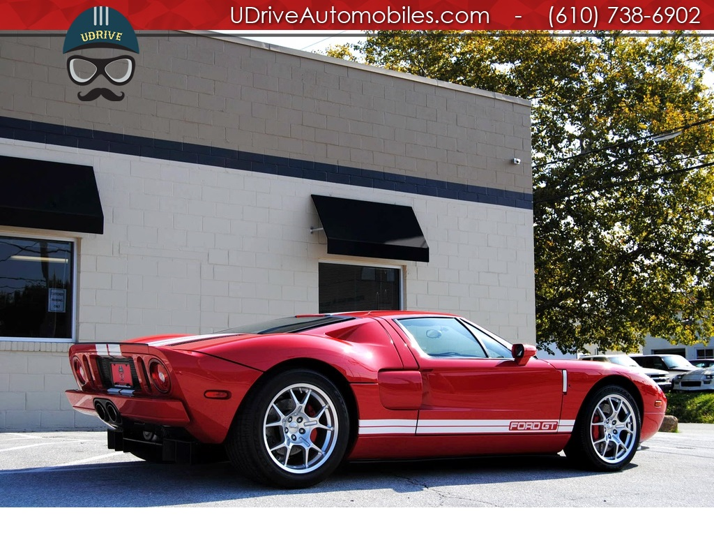 2005 Ford GT All 4 Options Performance Upgrades 620whp - Photo 7 - West Chester, PA 19382
