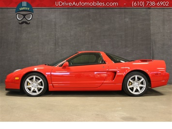 2002 Acura NSX Coupe