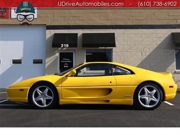 1998 Ferrari 355 6 Speed Manual GTB Berlinetta Service History Coupe