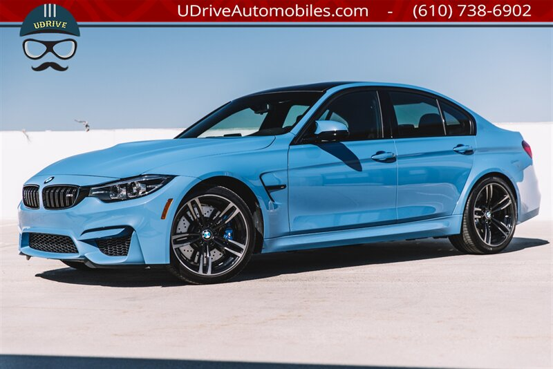 2018 BMW M3 6 Speed Manual Competition Pkg