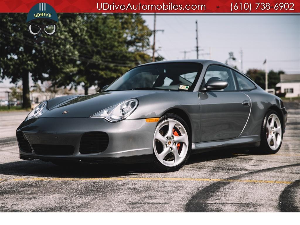 2003 Porsche 911 Carrera 4s 6 Speed Coupe 30k Miles 996 C4s