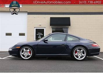 2007 Porsche 911 C4S Tiptronic Adap Sport Sts Chrono $110k MSRP! Coupe