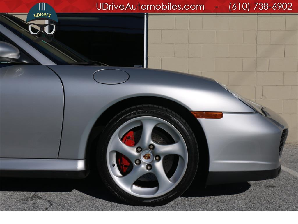 2002 Porsche 911 996 C4S Coupe 6 Speed Adv Tech Sport Exhst - Photo 6 - West Chester, PA 19382