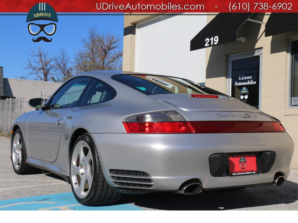2002 Porsche 911 996 C4S Coupe 6 Speed Adv Tech Sport Exhst - Photo 11 - West Chester, PA 19382