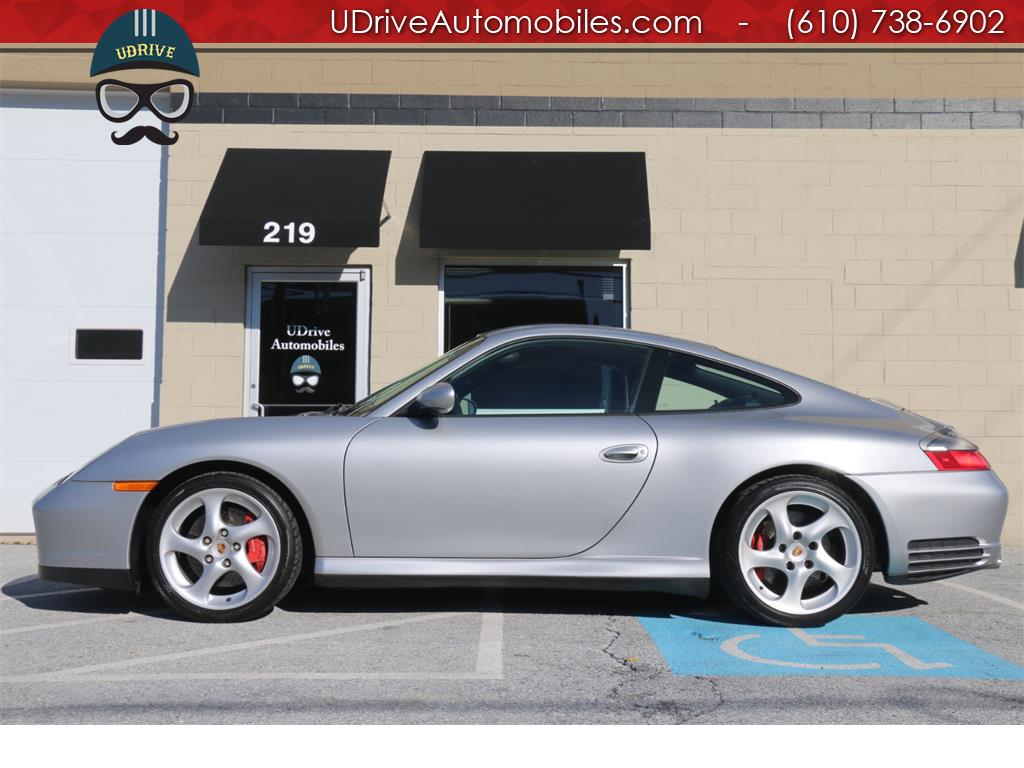 2002 Porsche 911 996 C4S Coupe 6 Speed Adv Tech Sport Exhst - Photo 1 - West Chester, PA 19382