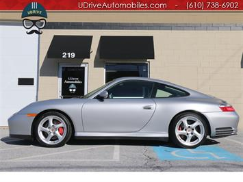 2002 Porsche 911 996 C4S Coupe 6 Speed Adv Tech Sport Exhst Coupe