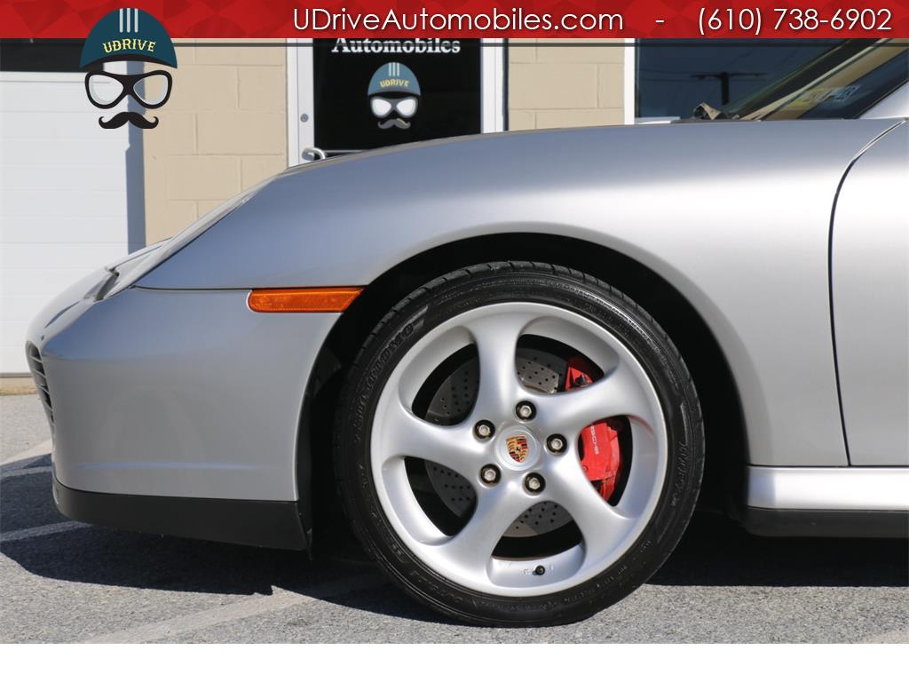2002 Porsche 911 996 C4S Coupe 6 Speed Adv Tech Sport Exhst - Photo 2 - West Chester, PA 19382