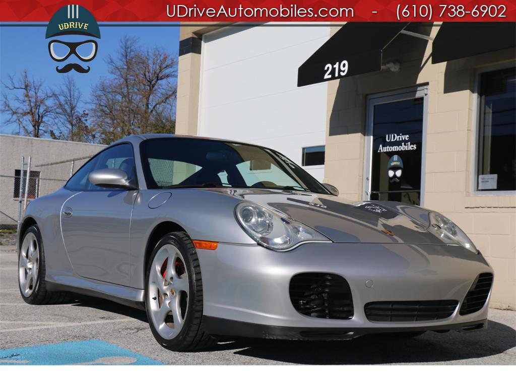 2002 Porsche 911 996 C4S Coupe 6 Speed Adv Tech Sport Exhst - Photo 5 - West Chester, PA 19382