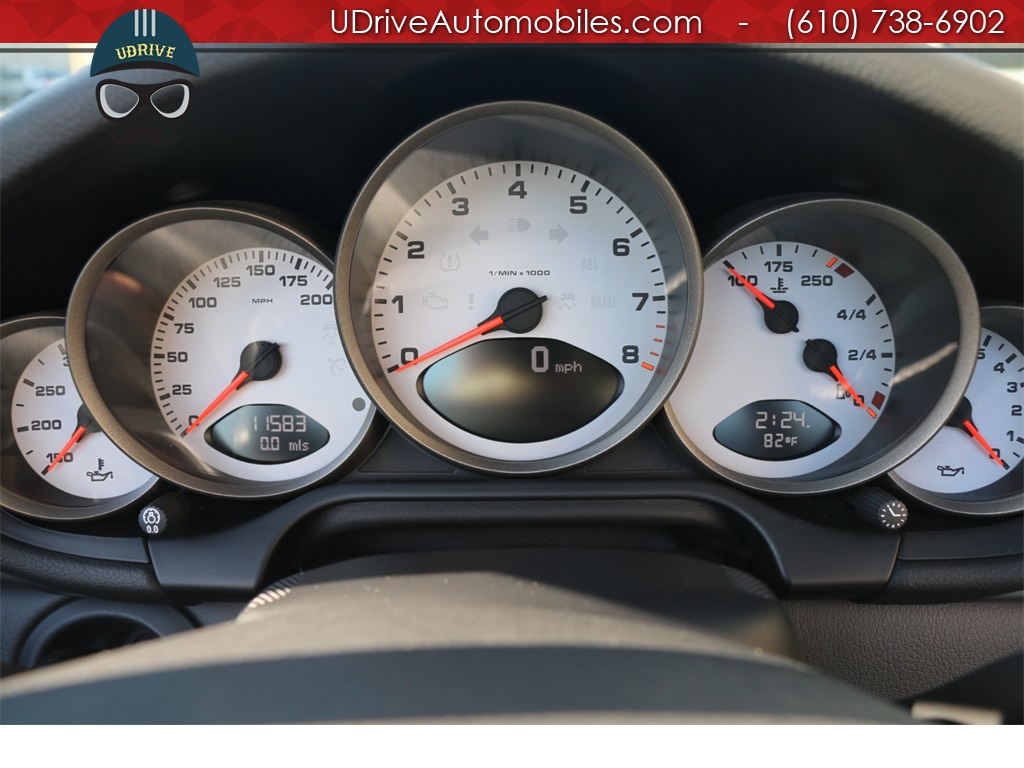 2010 Porsche 911 11k Miles Carrera 4S Cabriolet 6 Speed Manual C4S - Photo 17 - West Chester, PA 19382