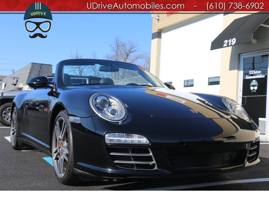 2010 Porsche 911 11k Miles Carrera 4S Cabriolet 6 Speed Manual C4S - Photo 5 - West Chester, PA 19382