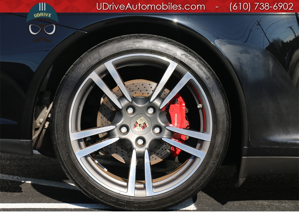 2010 Porsche 911 11k Miles Carrera 4S Cabriolet 6 Speed Manual C4S - Photo 27 - West Chester, PA 19382
