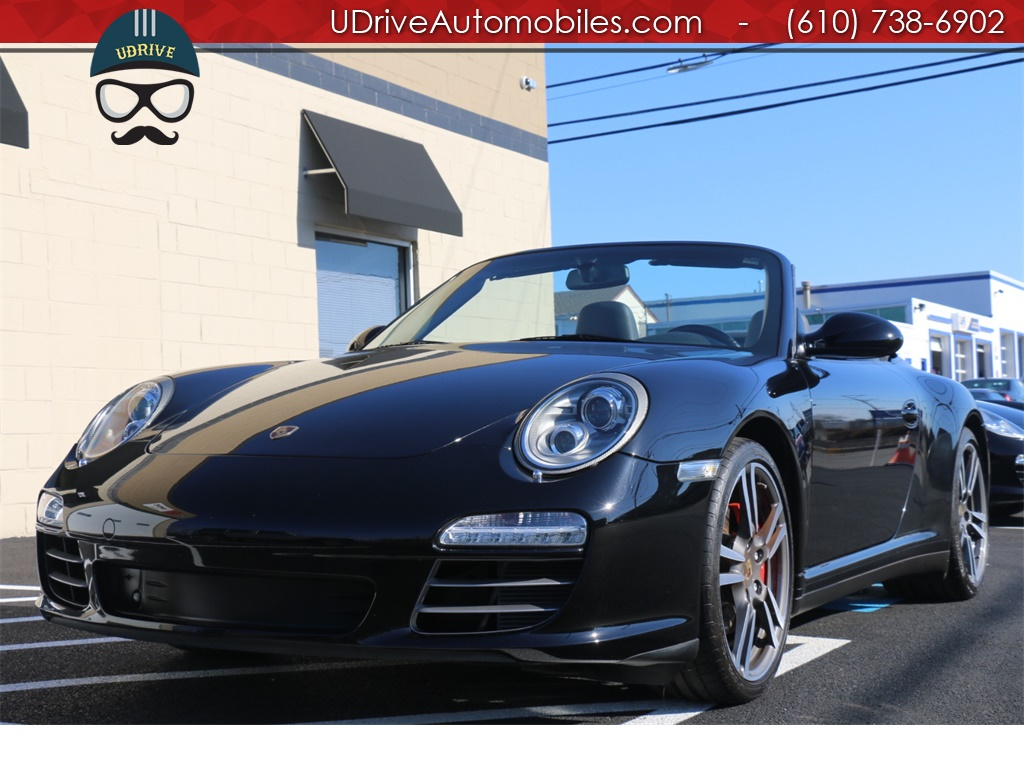 2010 Porsche 911 11k Miles Carrera 4S Cabriolet 6 Speed Manual C4S - Photo 4 - West Chester, PA 19382