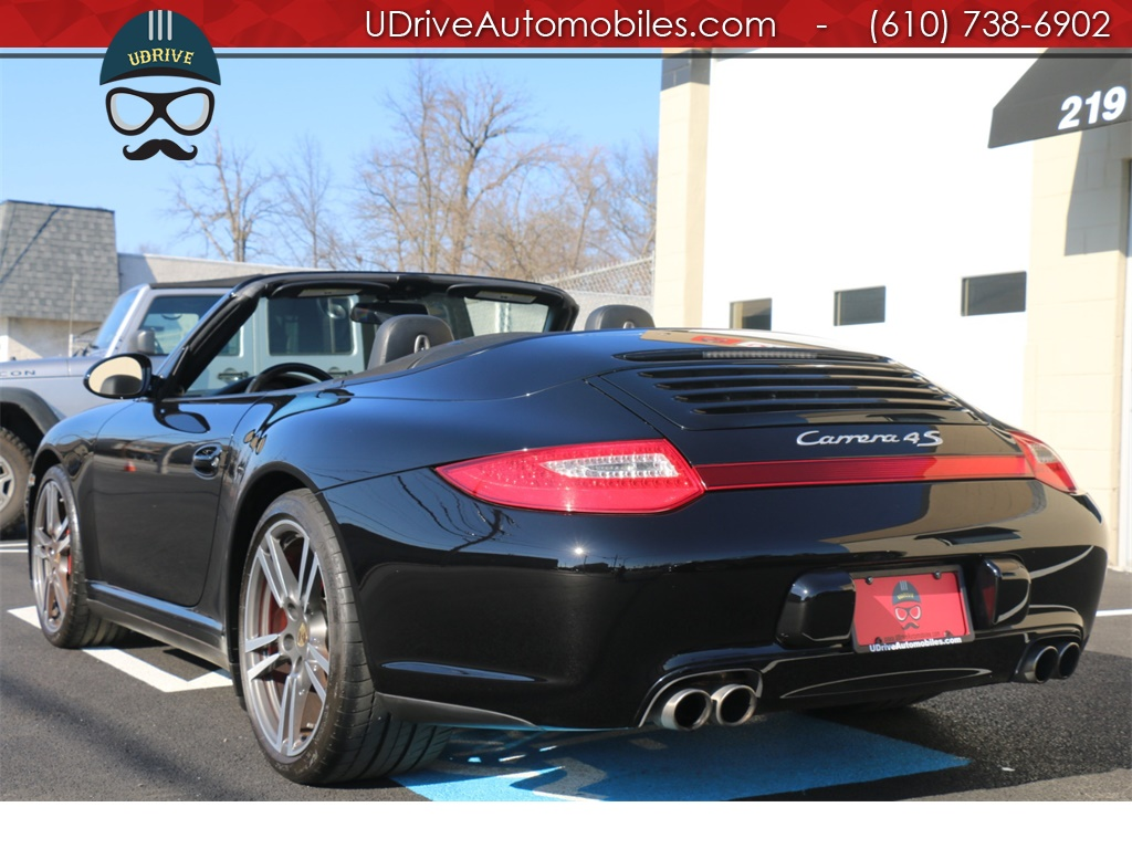 2010 Porsche 911 11k Miles Carrera 4S Cabriolet 6 Speed Manual C4S - Photo 12 - West Chester, PA 19382