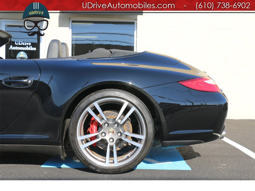 2010 Porsche 911 11k Miles Carrera 4S Cabriolet 6 Speed Manual C4S - Photo 13 - West Chester, PA 19382