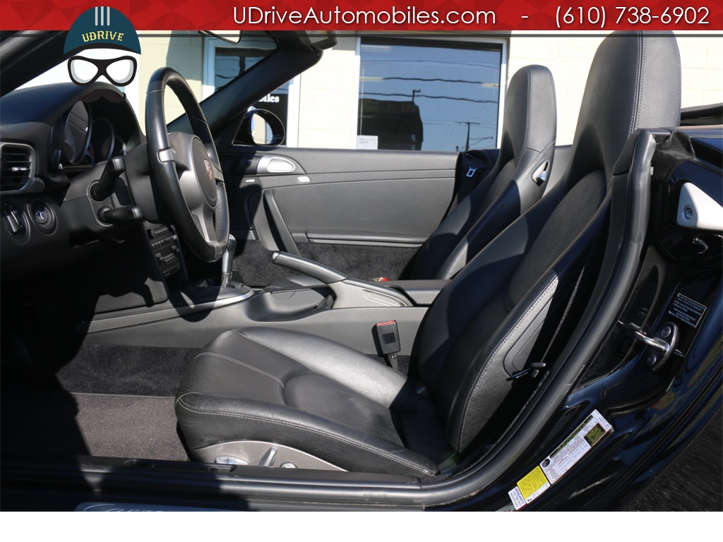 2010 Porsche 911 11k Miles Carrera 4S Cabriolet 6 Speed Manual C4S - Photo 15 - West Chester, PA 19382