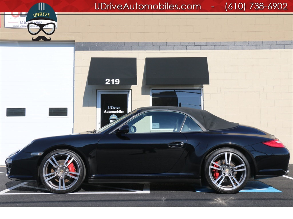 2010 Porsche 911 11k Miles Carrera 4S Cabriolet 6 Speed Manual C4S - Photo 3 - West Chester, PA 19382