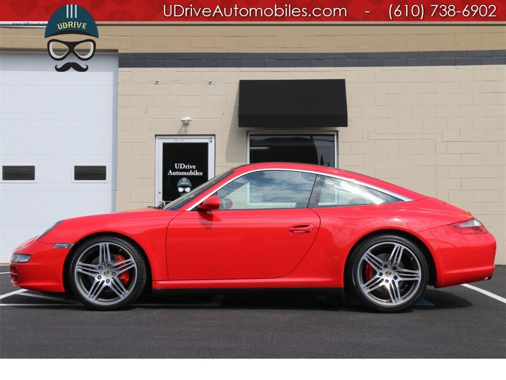 2007 Porsche 911 Rare Targa 4S 997 6 Speed Chrono Nav Bose - Photo 1 - West Chester, PA 19382