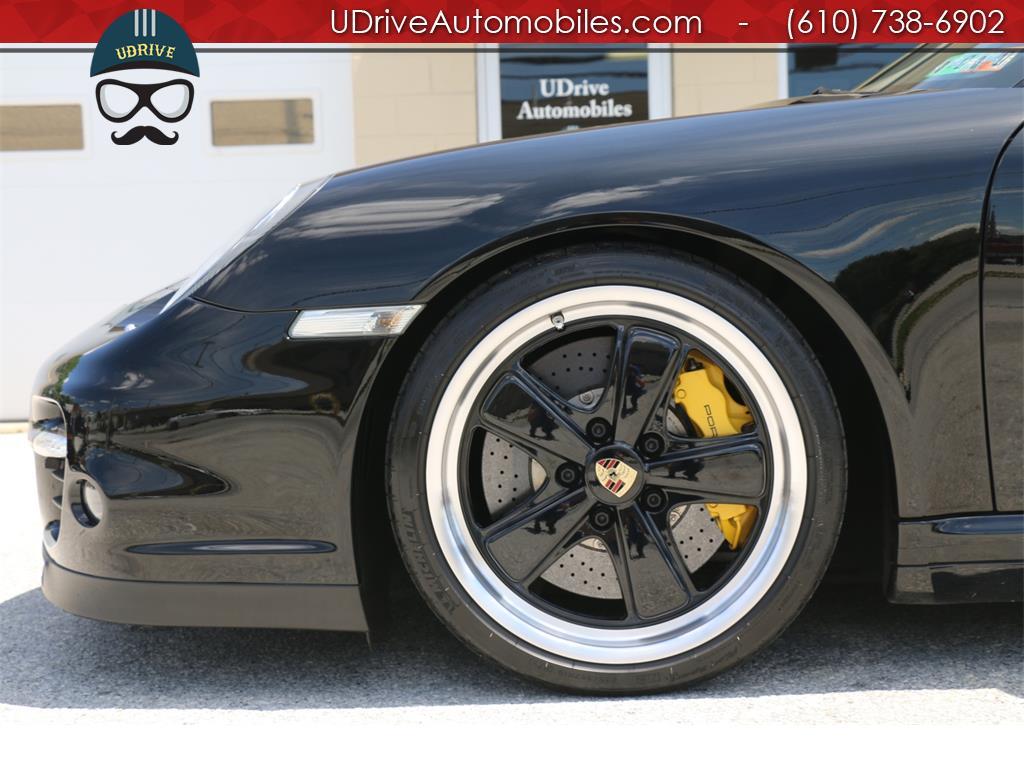 2008 Porsche 911 Turbo Coupe 6 Spd PCCB Sport Seats Chrono