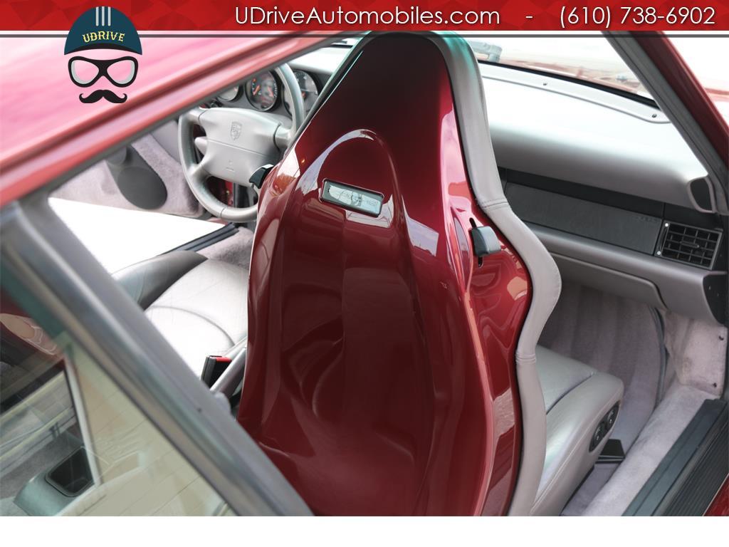 1997 Porsche 911 993 C4S 6spd Factory Aero Kit Painted Sport Seats - Photo 25 - West Chester, PA 19382
