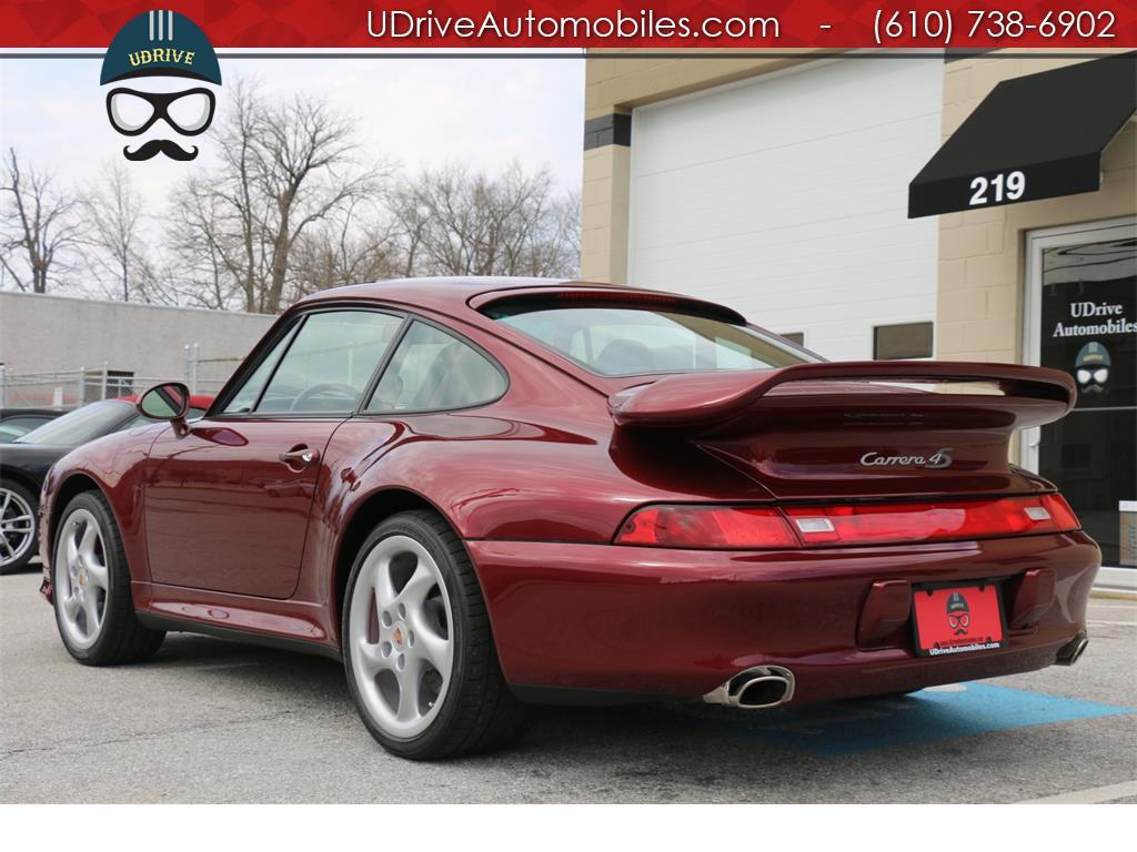 1997 Porsche 911 993 C4S 6spd Factory Aero Kit Painted Sport Seats - Photo 15 - West Chester, PA 19382