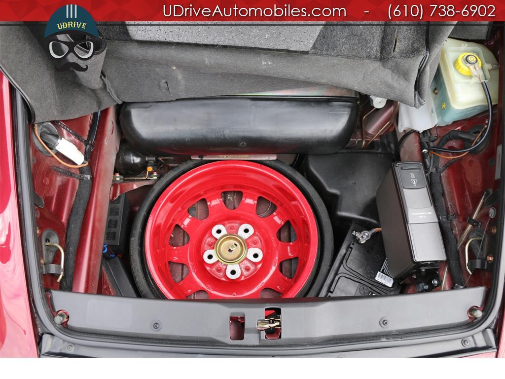 1997 Porsche 911 993 C4S 6spd Factory Aero Kit Painted Sport Seats - Photo 29 - West Chester, PA 19382