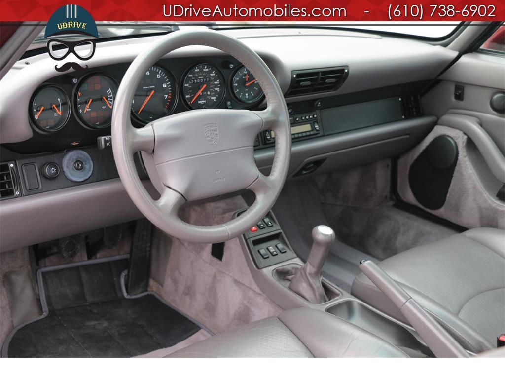 1997 Porsche 911 993 C4S 6spd Factory Aero Kit Painted Sport Seats - Photo 22 - West Chester, PA 19382