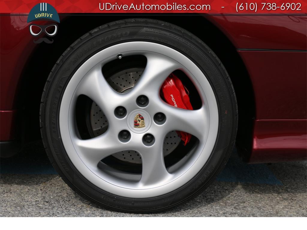 1997 Porsche 911 993 C4S 6spd Factory Aero Kit Painted Sport Seats - Photo 34 - West Chester, PA 19382