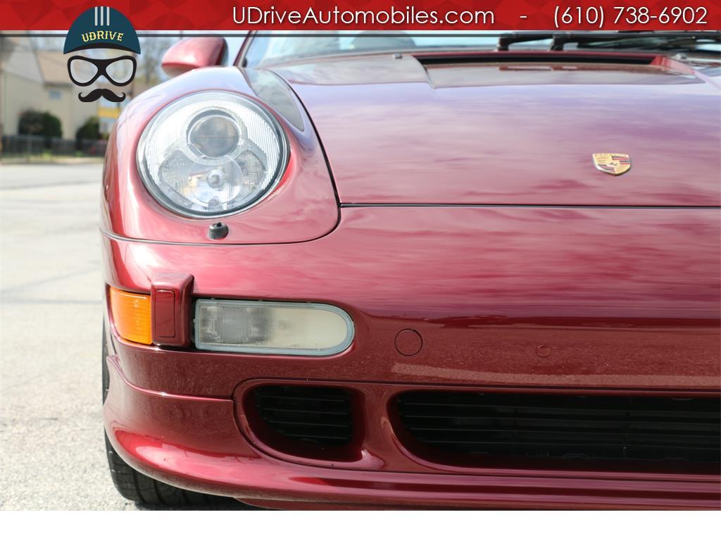 1997 Porsche 911 993 C4S 6spd Factory Aero Kit Painted Sport Seats - Photo 5 - West Chester, PA 19382