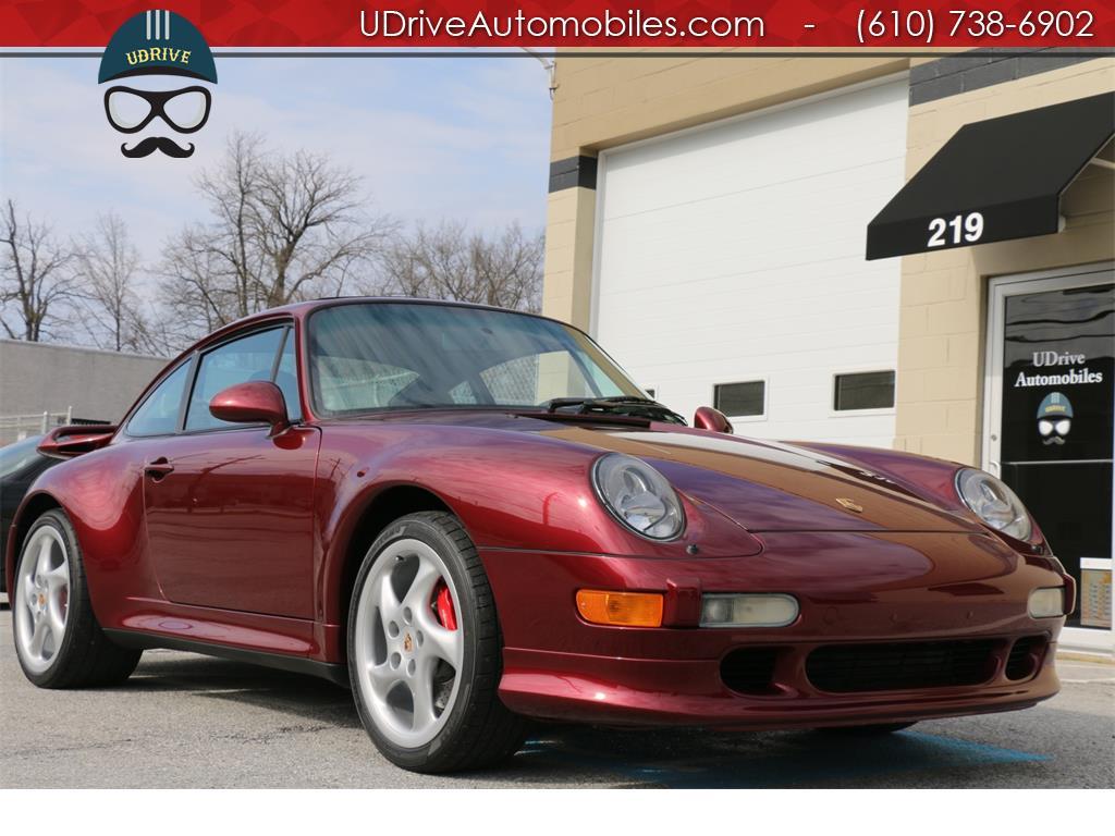 1997 Porsche 911 993 C4S 6spd Factory Aero Kit Painted Sport Seats - Photo 6 - West Chester, PA 19382