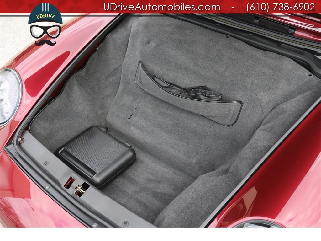 1997 Porsche 911 993 C4S 6spd Factory Aero Kit Painted Sport Seats - Photo 28 - West Chester, PA 19382