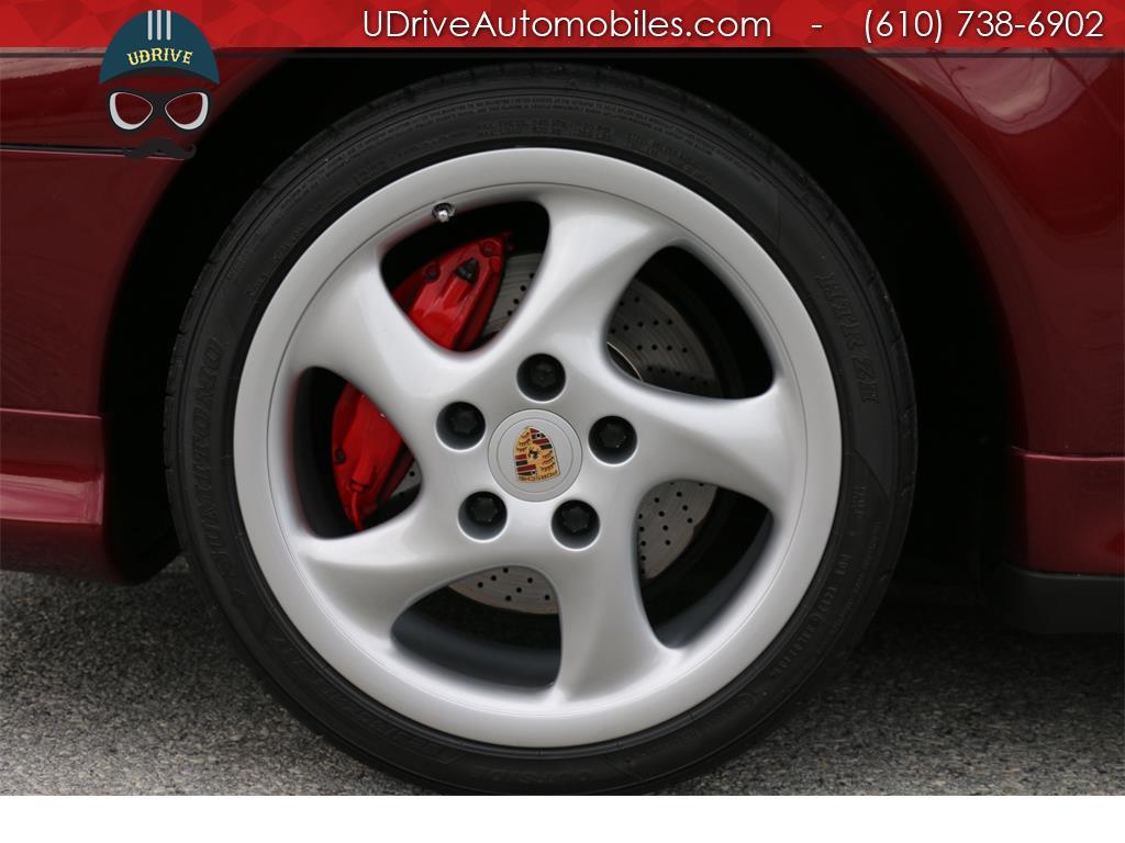 1997 Porsche 911 993 C4S 6spd Factory Aero Kit Painted Sport Seats - Photo 31 - West Chester, PA 19382