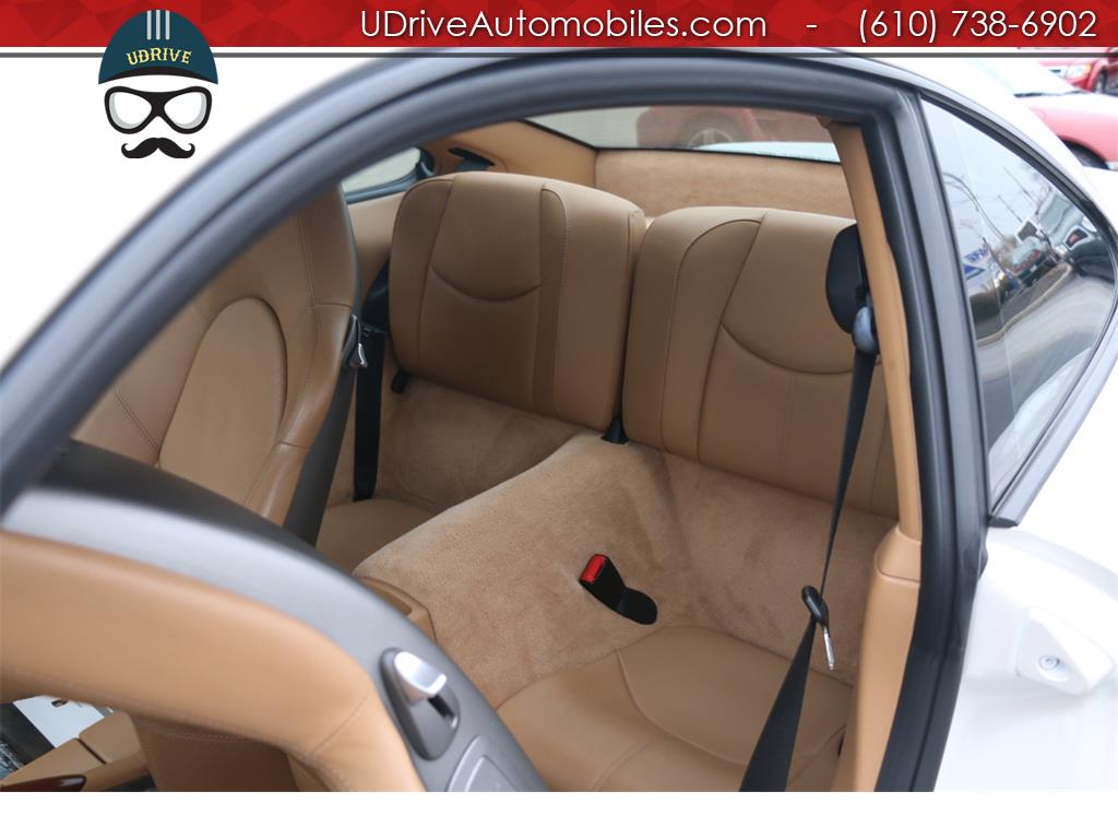 2007 Porsche 911 Turbo Coupe 6 Speed Sport Seats Chrono Serv Hist - Photo 29 - West Chester, PA 19382