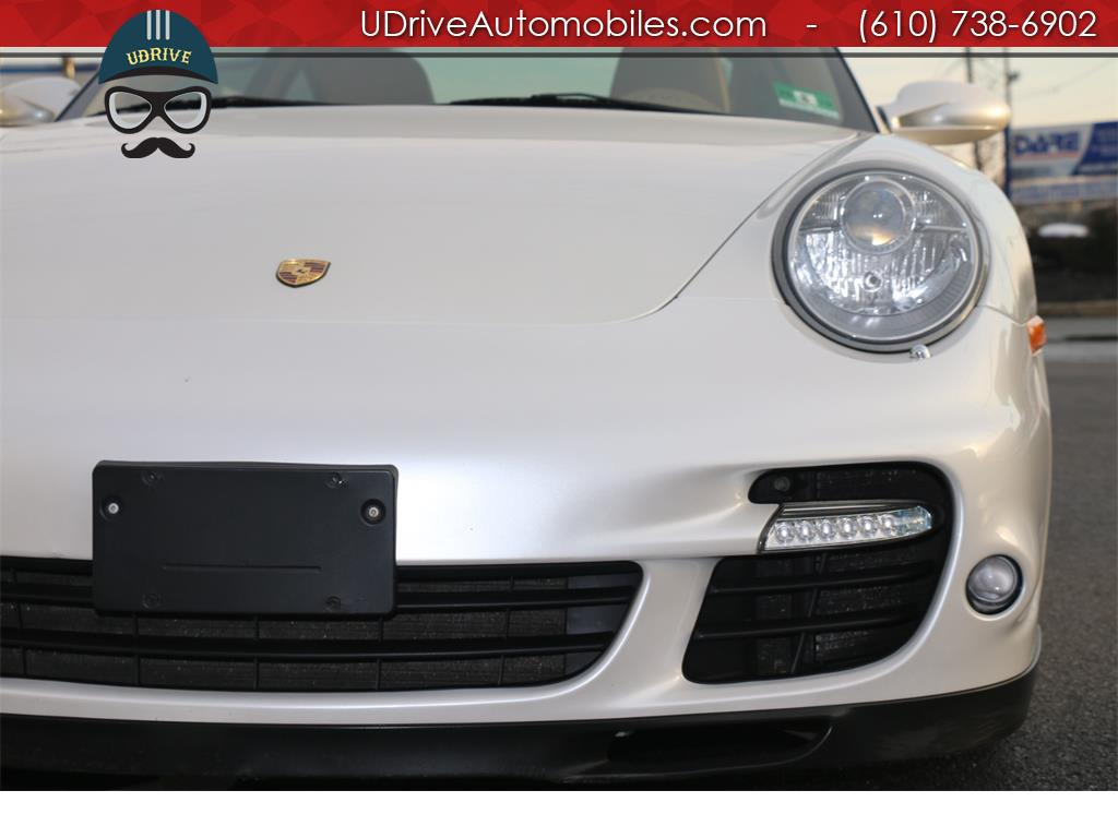 2007 Porsche 911 Turbo Coupe 6 Speed Sport Seats Chrono Serv Hist - Photo 3 - West Chester, PA 19382