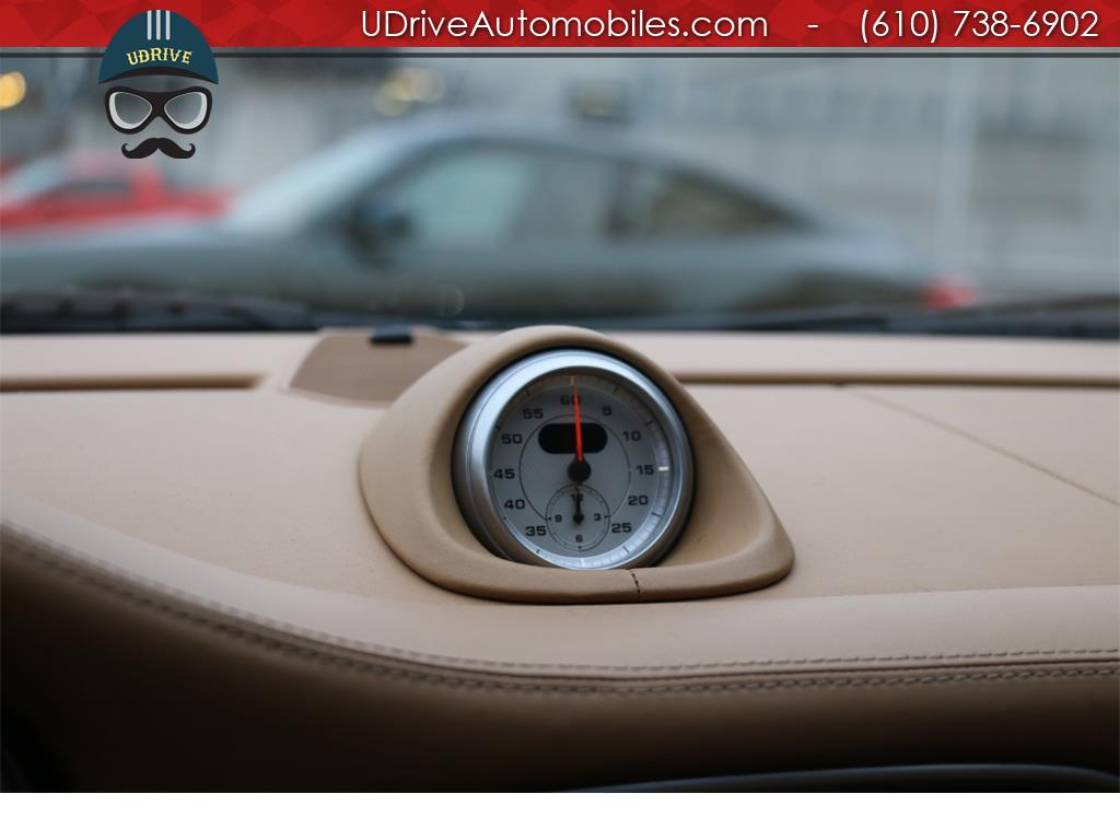 2007 Porsche 911 Turbo Coupe 6 Speed Sport Seats Chrono Serv Hist - Photo 25 - West Chester, PA 19382