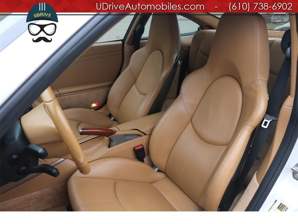 2007 Porsche 911 Turbo Coupe 6 Speed Sport Seats Chrono Serv Hist - Photo 19 - West Chester, PA 19382
