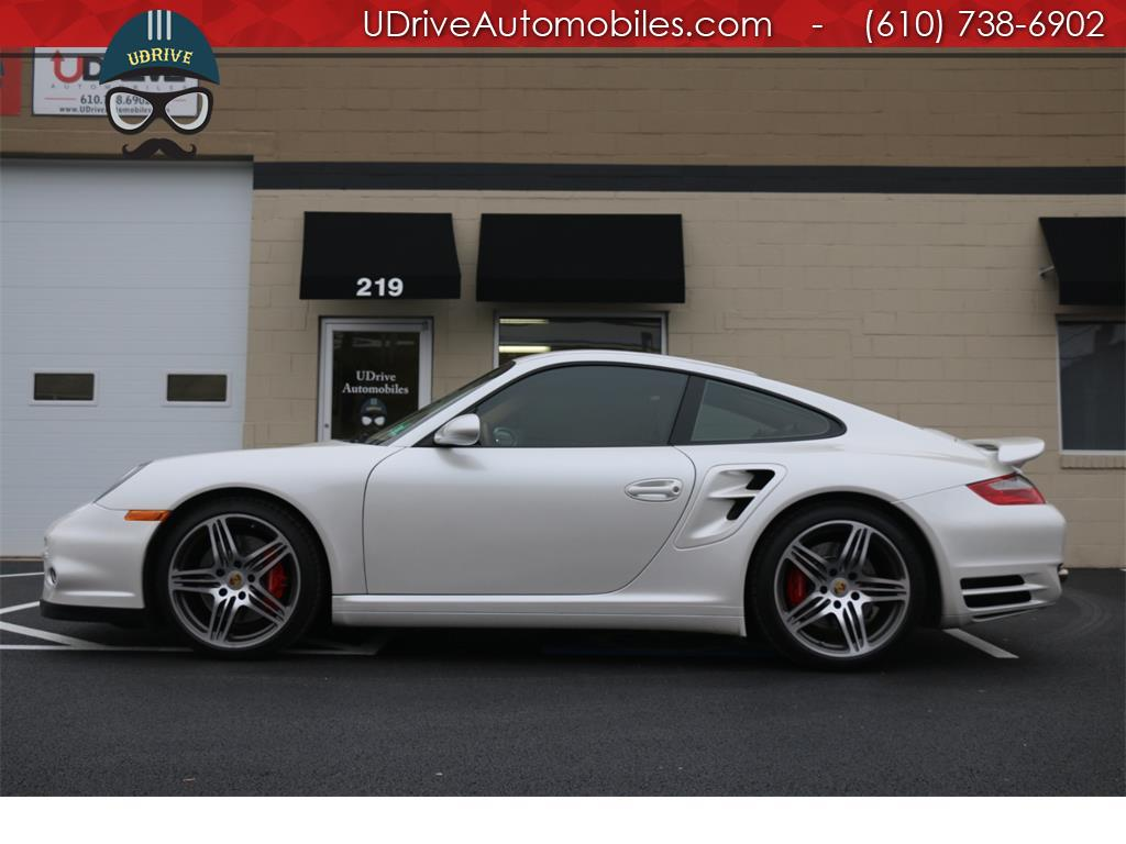 2007 Porsche 911 Turbo Coupe 6 Speed Sport Seats Chrono Serv Hist - Photo 1 - West Chester, PA 19382