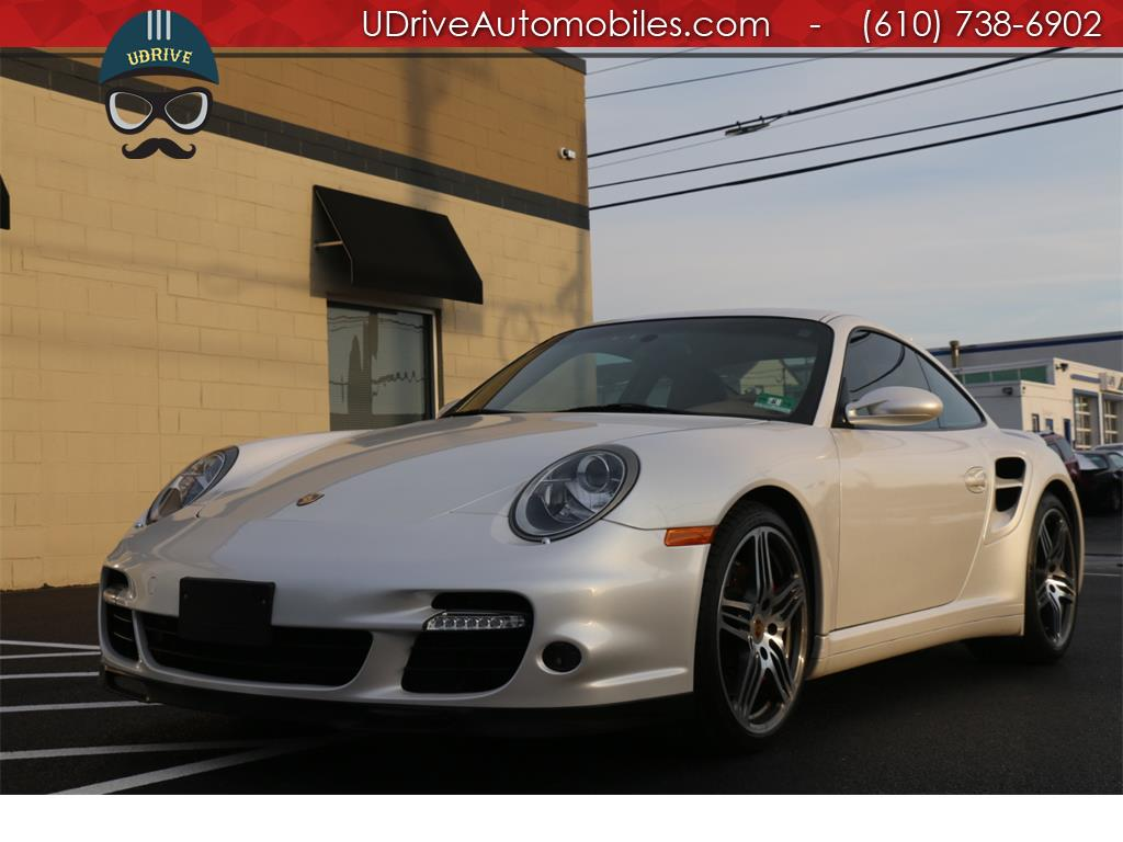 2007 Porsche 911 Turbo Coupe 6 Speed Sport Seats Chrono Serv Hist - Photo 2 - West Chester, PA 19382