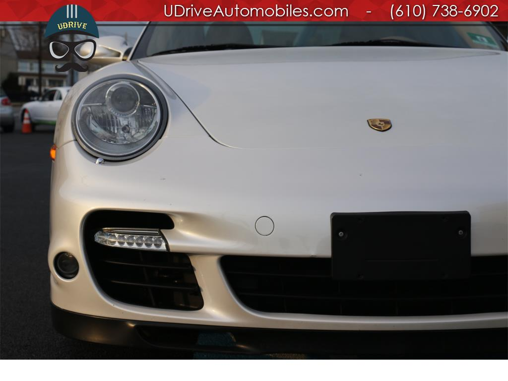 2007 Porsche 911 Turbo Coupe 6 Speed Sport Seats Chrono Serv Hist - Photo 5 - West Chester, PA 19382