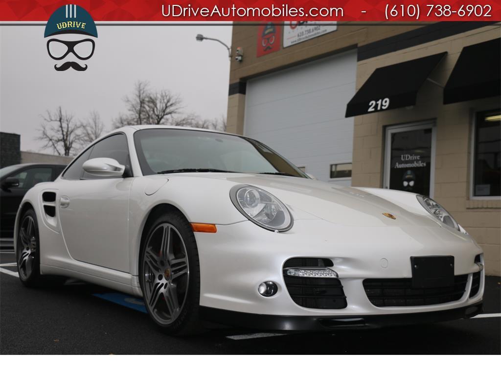 2007 Porsche 911 Turbo Coupe 6 Speed Sport Seats Chrono Serv Hist - Photo 6 - West Chester, PA 19382