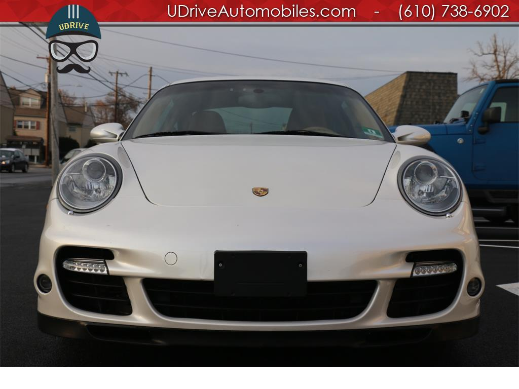 2007 Porsche 911 Turbo Coupe 6 Speed Sport Seats Chrono Serv Hist - Photo 4 - West Chester, PA 19382