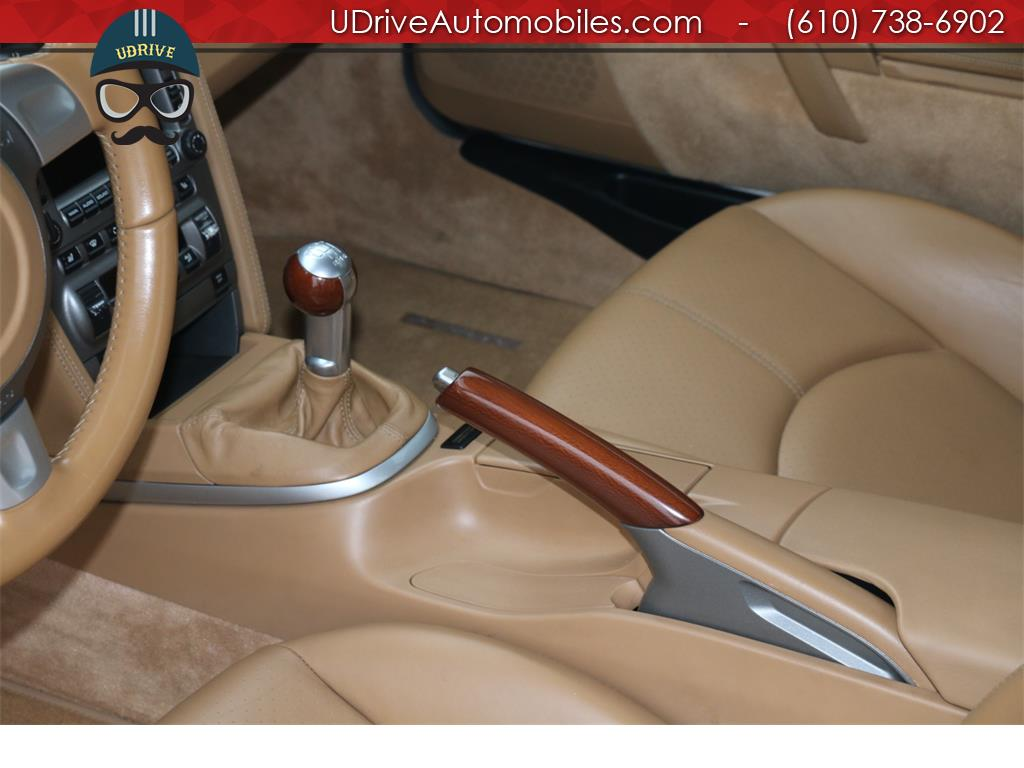 2007 Porsche 911 Turbo Coupe 6 Speed Sport Seats Chrono Serv Hist - Photo 28 - West Chester, PA 19382