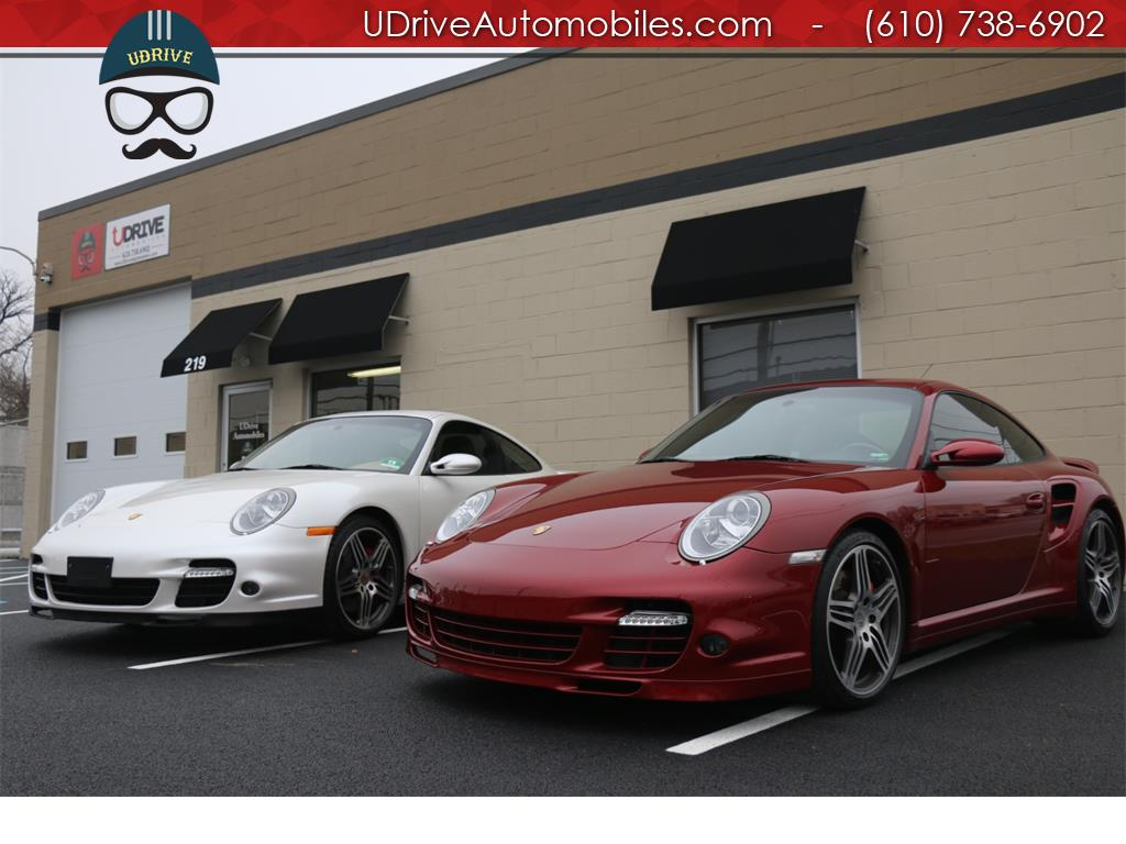2007 Porsche 911 Turbo Coupe 6 Speed Sport Seats Chrono Serv Hist - Photo 43 - West Chester, PA 19382