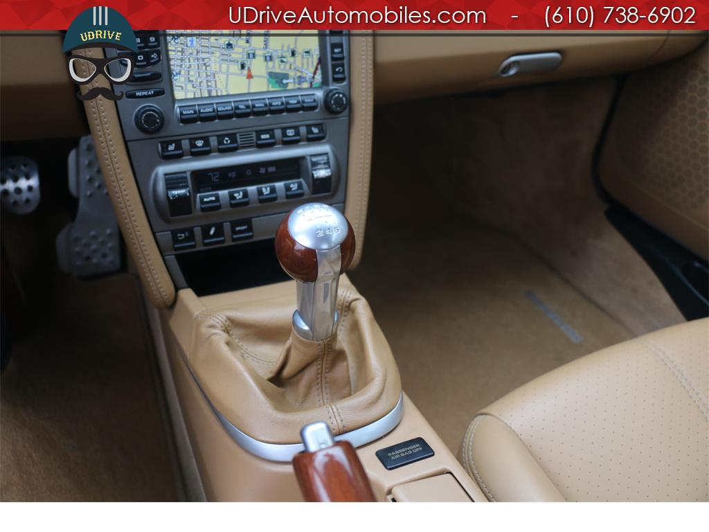 2007 Porsche 911 Turbo Coupe 6 Speed Sport Seats Chrono Serv Hist - Photo 27 - West Chester, PA 19382